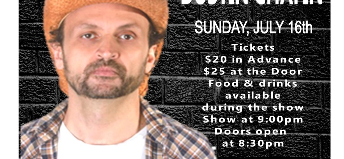 sjp 07 16 17 harbor theater 3rd Sunday Comedy Chafin
