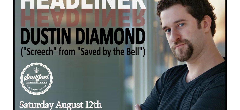 sjp 08 12 17 Harbor Theater Dustin Diamond